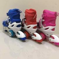 Jual Sepatu Roda Inline Anak Anak Model Power Boom Murah