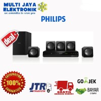 Philips Home Theater 5.1ch HTD3509 Satelit speaker