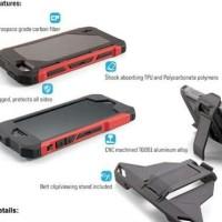 ELEMENT CASE IPHONE 5S / 5G / 5 anti pecah, tahan banting. termurah