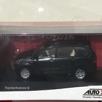 Toyota Avanza Type G Warna Hitam Skala 43 Dealer Box Auto 2000
