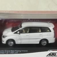Toyota Grand New Kijang Innova Warna Putih Skala 1/43 Auto 2000
