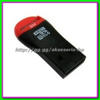 Mobile Mate Micro SDHC & M2 Memory USB Card Reader 2 in 1 Sim Adapter