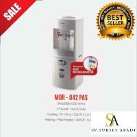 Maspion Uchida Dispenser Kulkas bawah MDR 042 PAS Termurah Surabaya