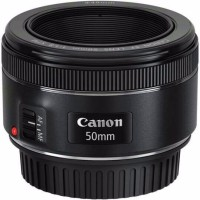 Eksklusif CANON EF 50MM f 1 8 STM FREE UV FILTER