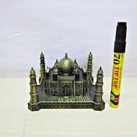Pajangan Miniatur Taj Mahal