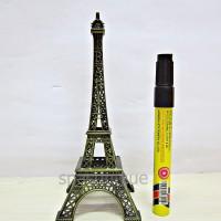 Miniatur Menara Eiffel Paris 18cm