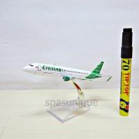 Pajangan Miniatur Diecast Pesawat Citilink
