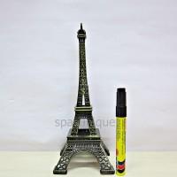 Miniatur Menara Eiffel Paris 25cm