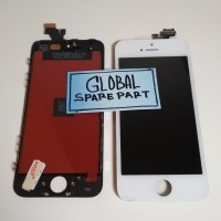 LCD IPHONE5 IPHONE 5 5G + TOUCHSCREEN + FRAME FULLSET