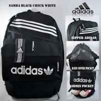 Harga tas ransel anak sekolah kuliah olahraga adidas samba cowok | Pembandingharga.com