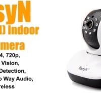 Rotating CCTV IP Camera Easy mini 10D Wifi Plug n View