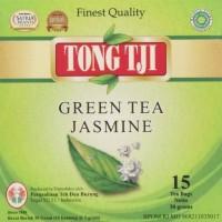 Teh Tegal Tong Tji Green Tea Jasmine 30 gram
