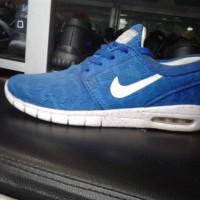 Nike stefan janoski max all black Premium import made in vietnam
