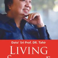 BARU Buku Living Sacrifice Dato Sri DR Tahir (Sc) . Alberthiene Endah