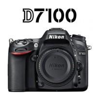 Nikon D7100 DSLR Camera (Body Only)