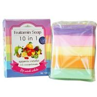 Jual Sabun Pemutih Badan / Pemutih Tubuh FRUITAMIN SOAP ORIGINAL TERLARIS!! Murah