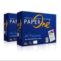 Harga kertas fotocopy a4 80 gram paper one | Pembandingharga.com