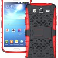 Samsung Galaxy mega 5 8 5 8 rugged armor hard soft Case Cover casing