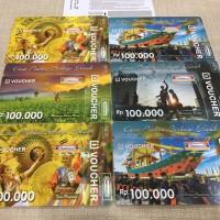 VOUCHER INDOMARET SENILAI RP. 100.000 (READY GOSEND HARI MINGGU)