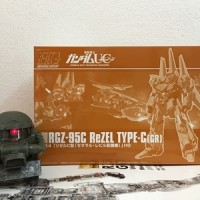 Bandai PB HG 1/144 RGZ-95 C ReZEL Type C