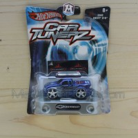 Hot Wheels Car Tunerz - 2002 Chevy S10 Blue