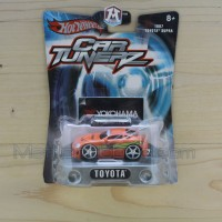 Hot Wheels Car Tunerz - 1997 Toyota Supra