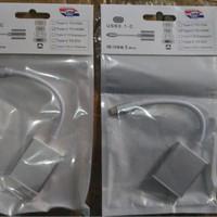 CONVERTER KABEL MACBOOK NEW USB C TO VGA MONITOR USB C TO TV LCD LED