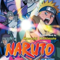 Komik Seri : Naruto The Movie: Ninja Clash In The Land Of Snow