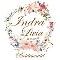 Pouch / Totebag Belacu / Blacu - Indra Livia Bridesmaid