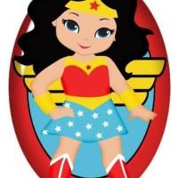 Tas / Pouch / Ransel / Tote Bag  Belacu / Blacu - Wonderwoman