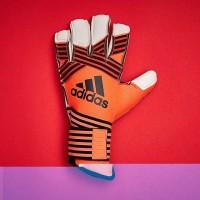 Sarung Tangan Kiper Adidas ACE Finger Tip Promo Solar Red
