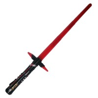 Star Wars Red Lightsaber Kylo Ren (light + sound) -Pedang Star Wars