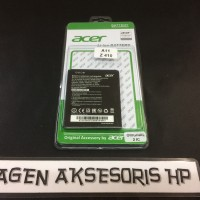 Batre Acer Liquid Acer Z320 Z410 Baterai Bat-A11 Original Battery 2 IC
