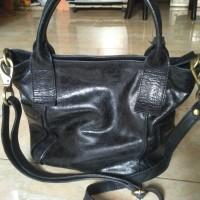 Shee Emerson Leather Bag / Tas Kulit Lokal (bukan Abekani)