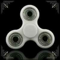 Fidget Spinner Gyro permaianan jari tangan bentuk segi tiga bulat