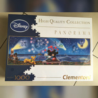 Jual clementoni disney mickey minnie puzzle - 1000 pieces Murah