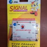 CATV Signal Amplifier JMA 2 Way / Booster penguat sinyal /Spliter TV