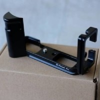 Lplate Fujifilm XT1 Plate Bricket Quick Release Handgrip Tripod