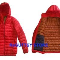 Jaket Jacket Duck Down Pull And Bear DuckDown,Goose Down, Bulu Angsa