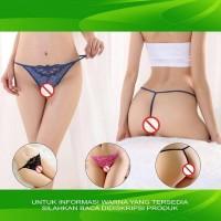 Celana Dalam Model G-String/Gstring/G String/Thong Sexy 7722