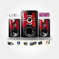 Speaker Multimedia Bluetooth NIKO NK-B1B