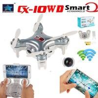 Jual Drone Mini Canggih Cheerson CX10WD Nano WiFi FPV+Altitude Hold  Murah