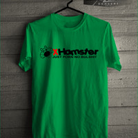 Kaos/T-shirt X hamster (Just Porn No Bullshit)