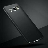 BEST SELL SoftCase Slim Black Matte Samsung Galaxy J7 J710 2016 New S