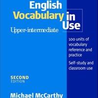 Cambridge English Vocabulary in Use - Upper-intermediate