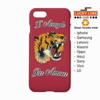 gucci Tiger case vivo v5 v3 y51 y55 iphone 5 6 7 8 x plus oppo f1s a37