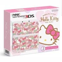 Jual New Nintendo 3DS Hello Kitty Edition Murah