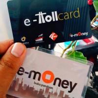 Kartu E Toll E-Money Bank Mandiri ORI