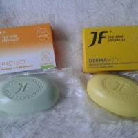 Sabun Mandi JF Sulfur Batangan/JF The Skin Specialist Soap 90