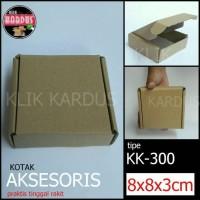 KOTAK AKSESORIS KK300/KARDUS HP BOX KOTAK SOUVENIR KADO SUVENIR DOS